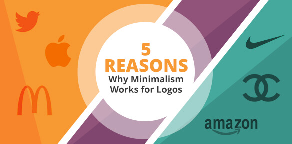 5 Reasons Why Minimalism Works for Logos
